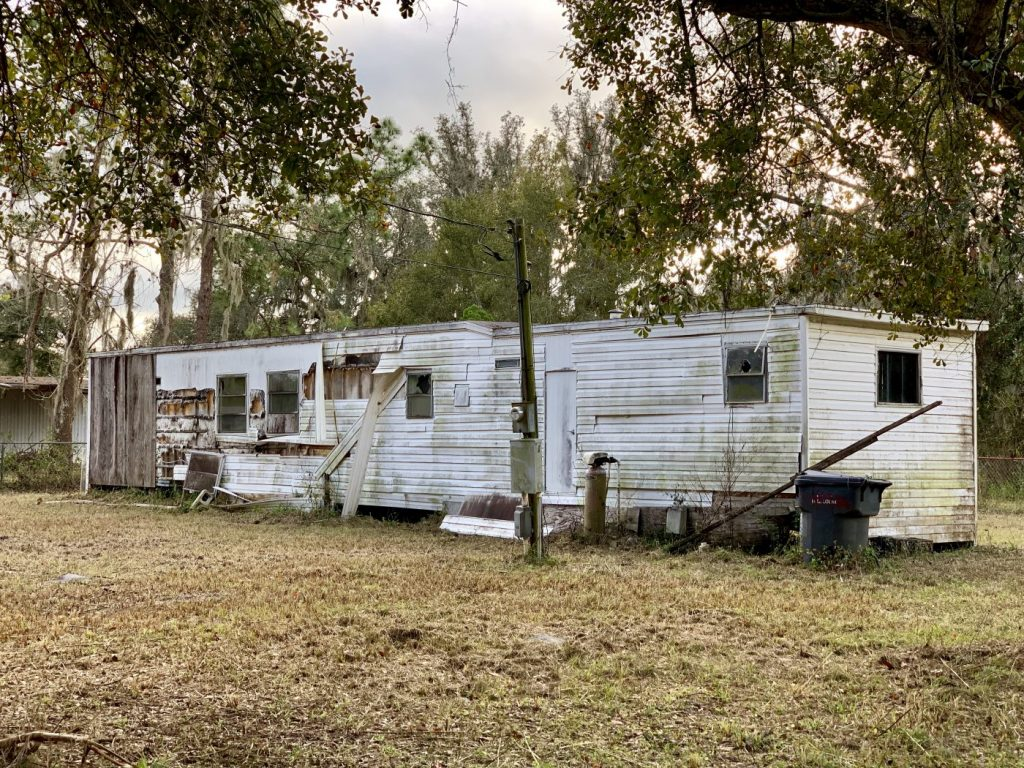 My Wife Buys - Mobile Homes